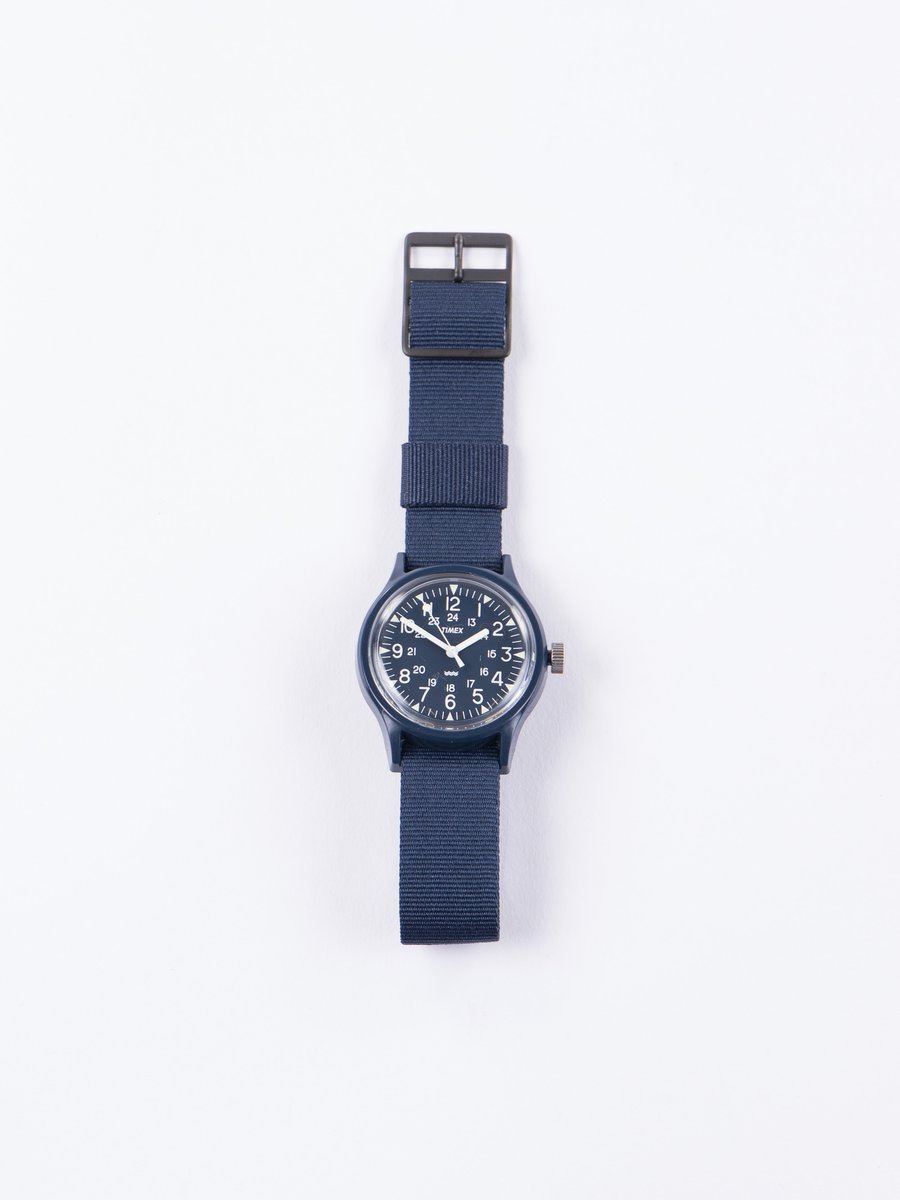Blue/Blue w/ Blue Strap Camper MK1 Watch