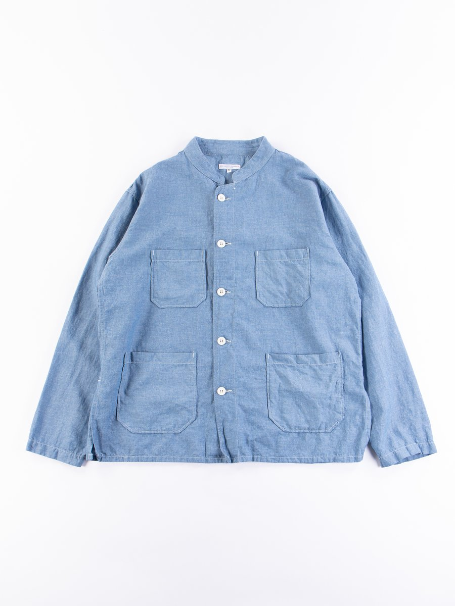 Light Blue CL Chambray Dayton Shirt
