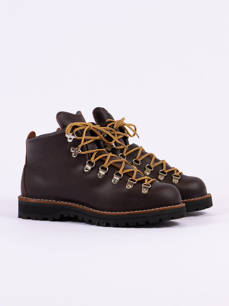 Dark Brown Mountain Light Boot