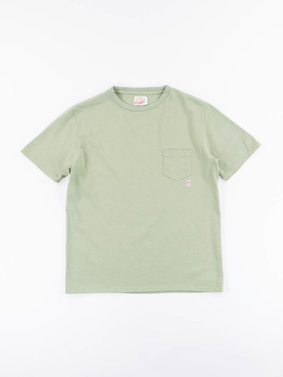 Green Standard Pack Pocket Tee