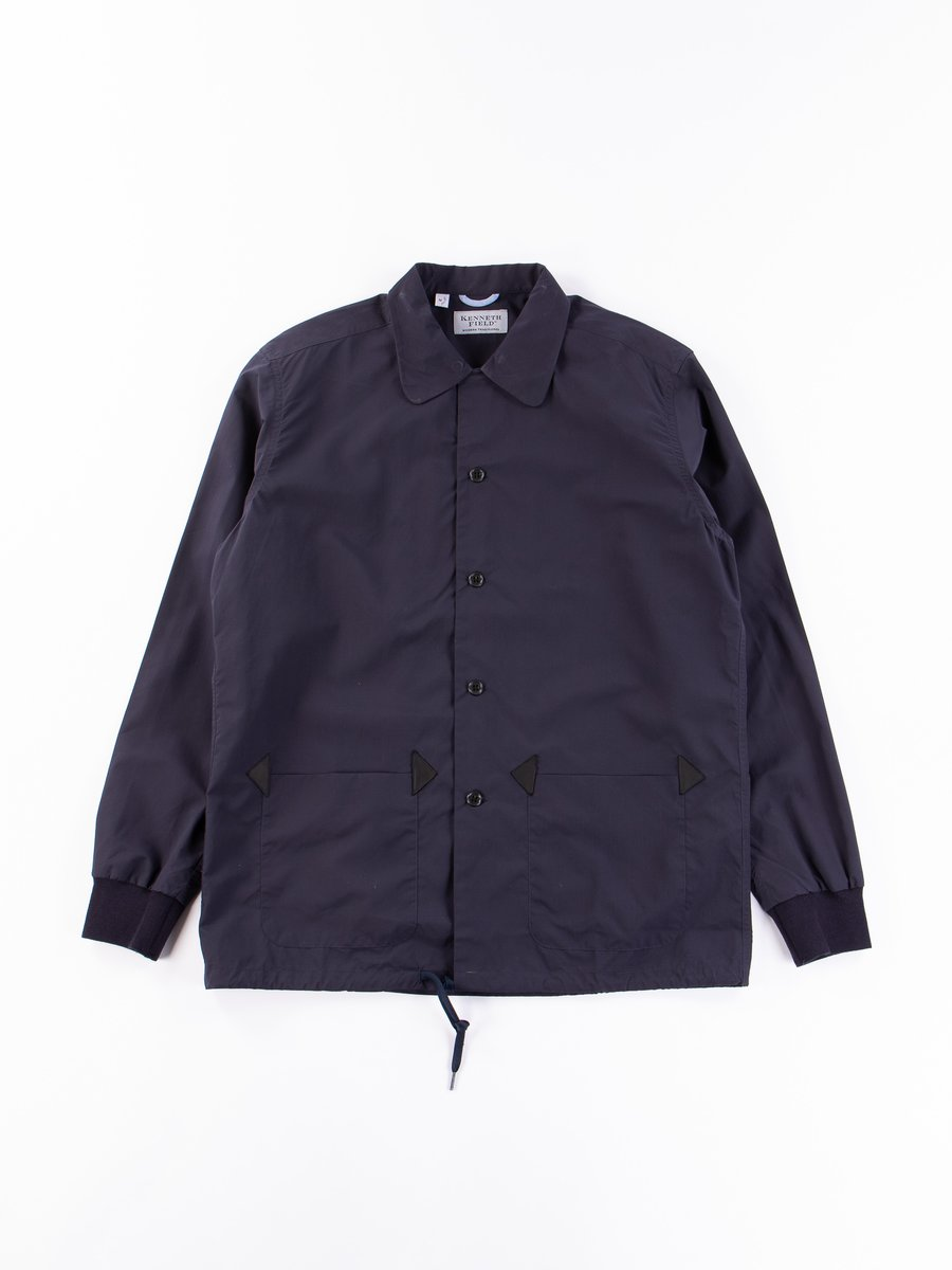 Navy Water Repellant Ripstop EZ–JACIV Jacket