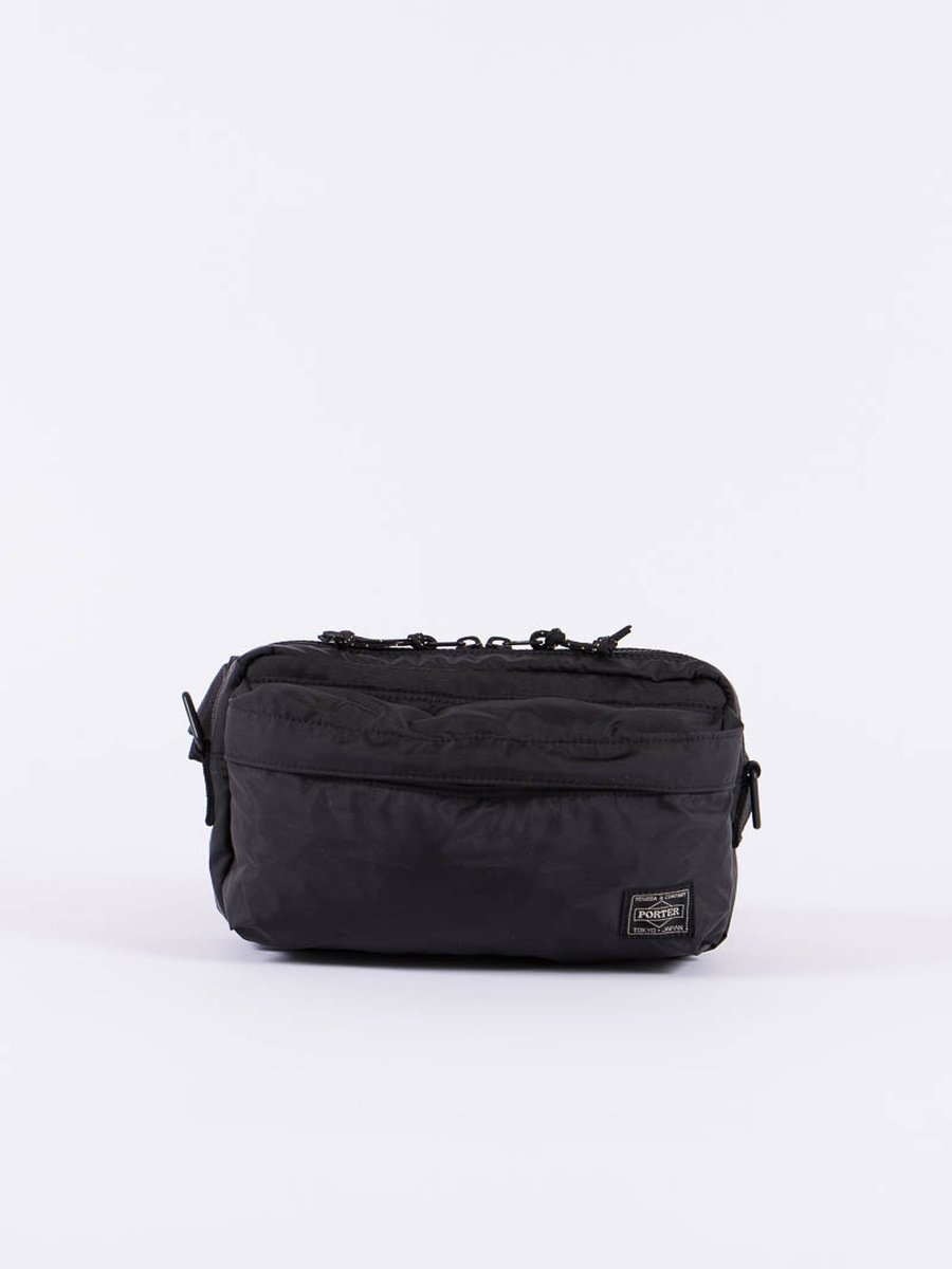 Black Force 2Way Waist Bag