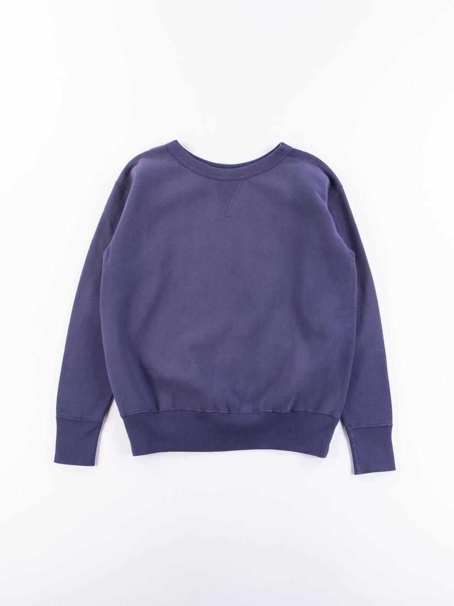 Faded Navy 474 Crewneck Sweatshirt