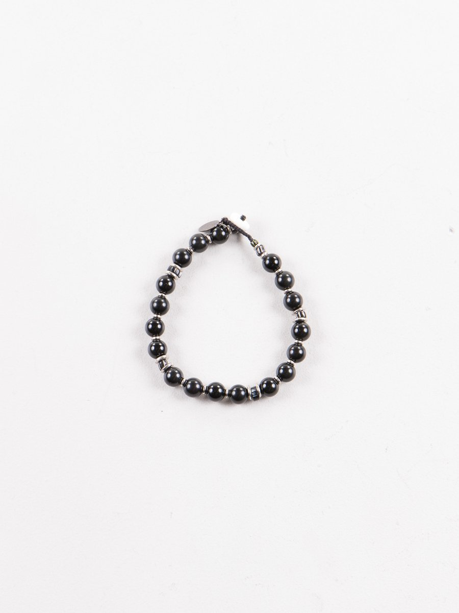 Obsidian 8mm Bracelet