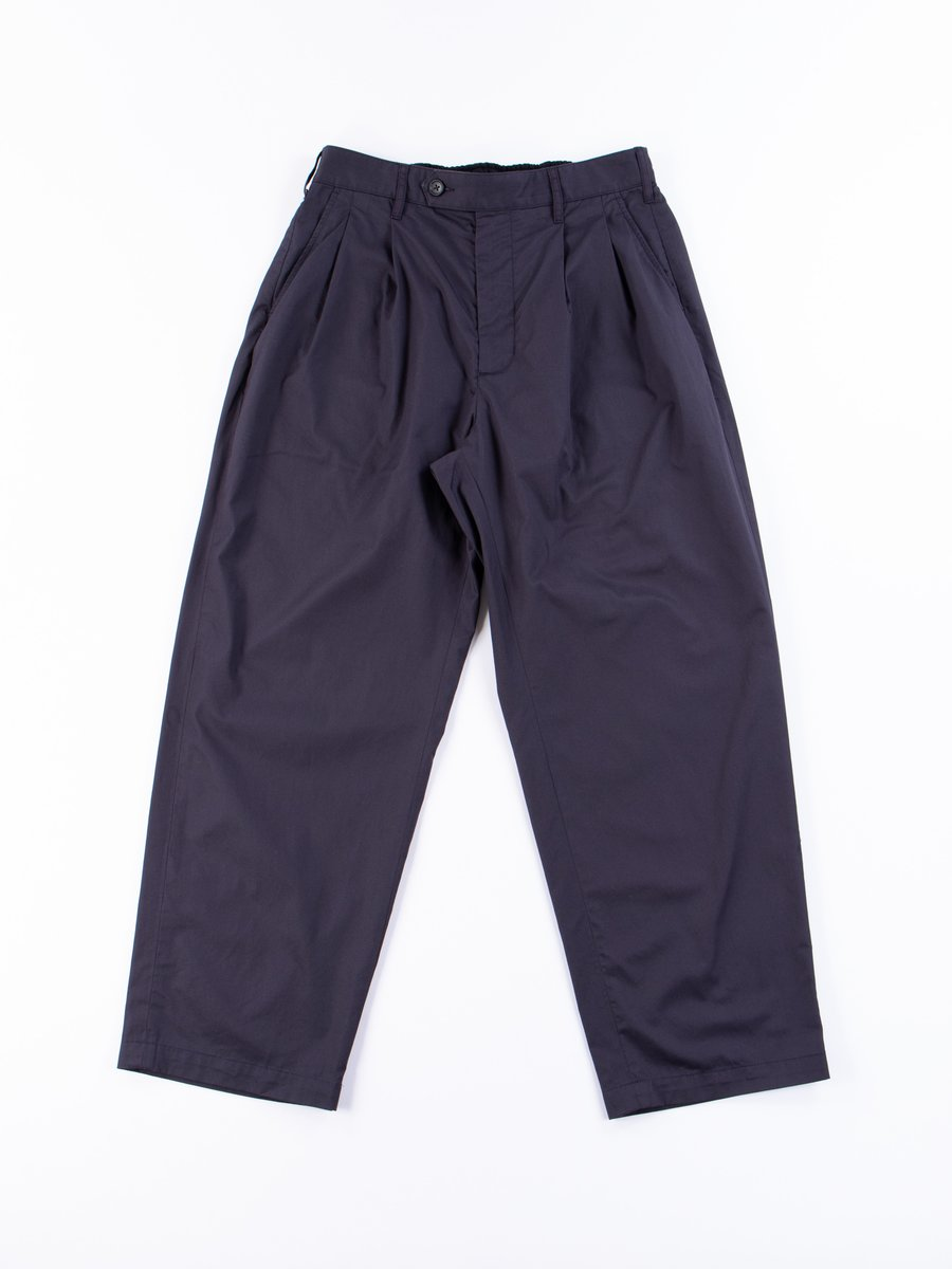 Dark Navy Highcount Twill Emerson Pant