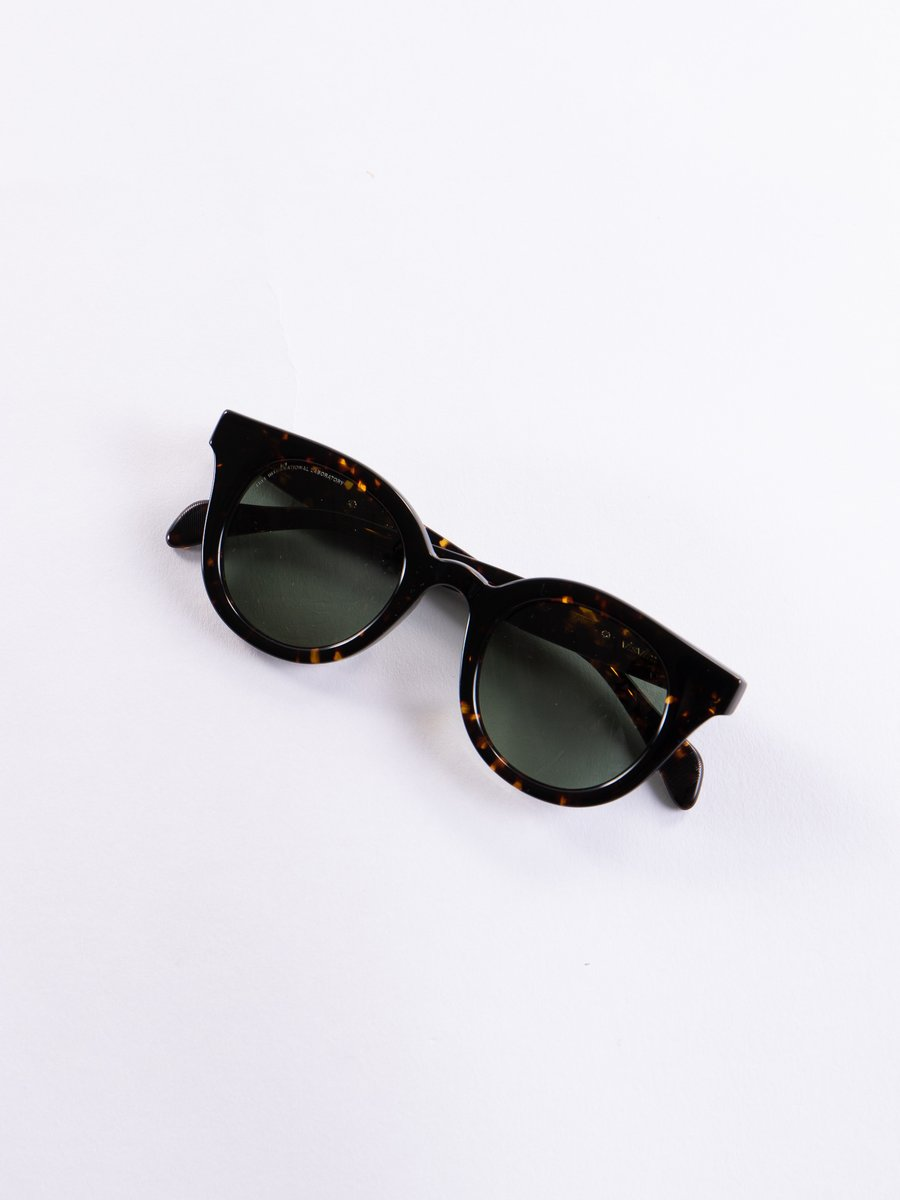 Dark Brown Four Viator Sunglasses