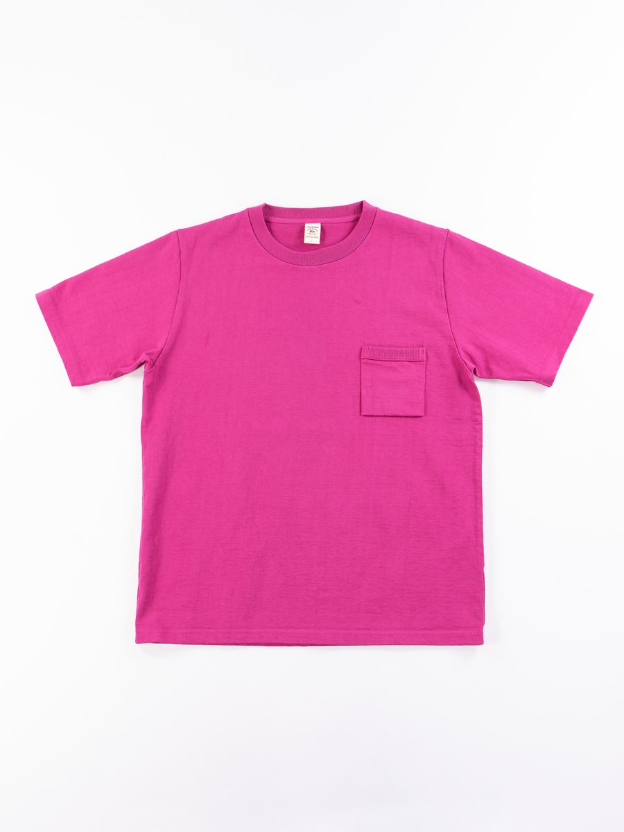 Ash Rose Dotsume Pocket T–Shirt