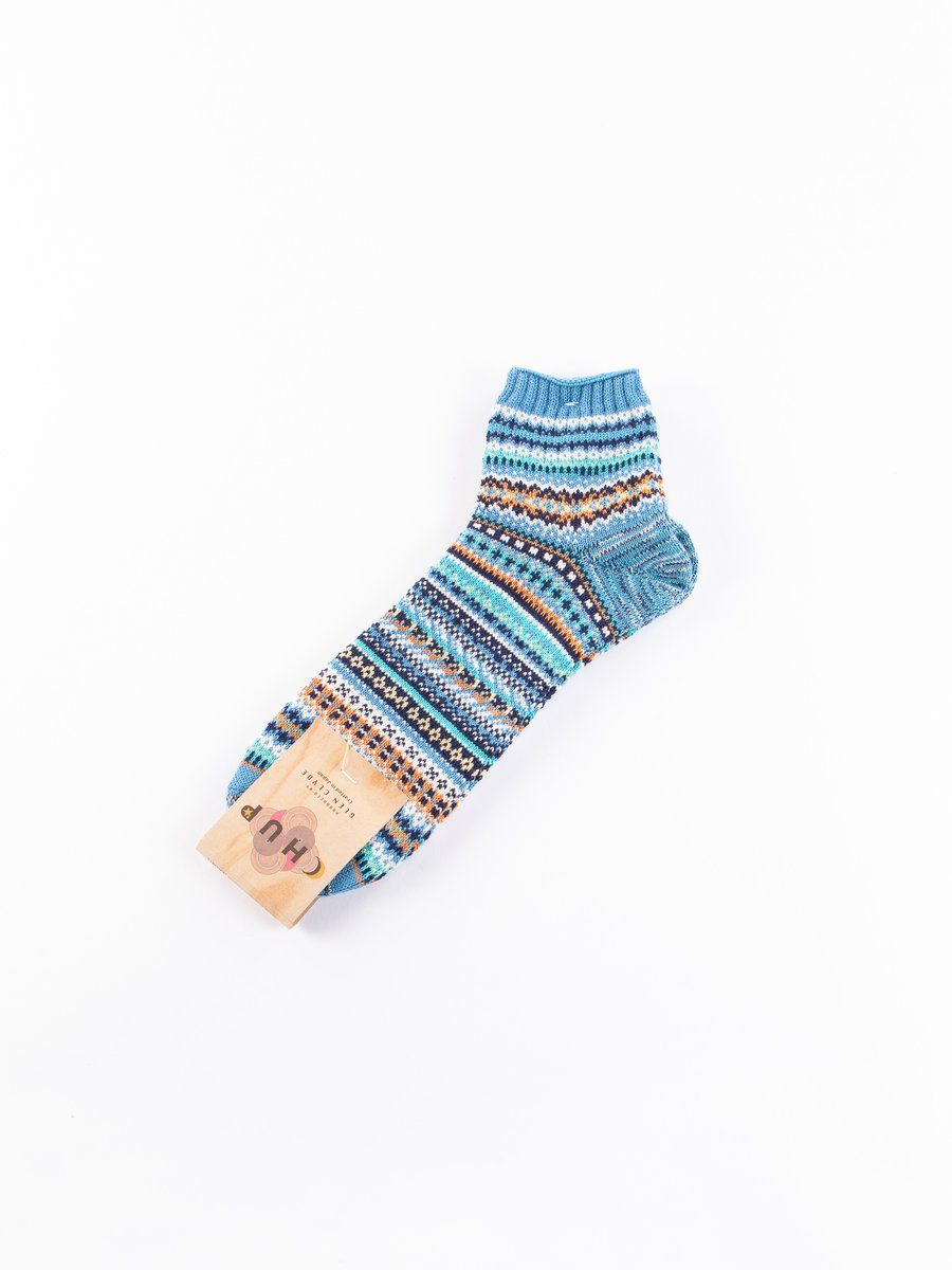 Maya Blue Uisce Socks