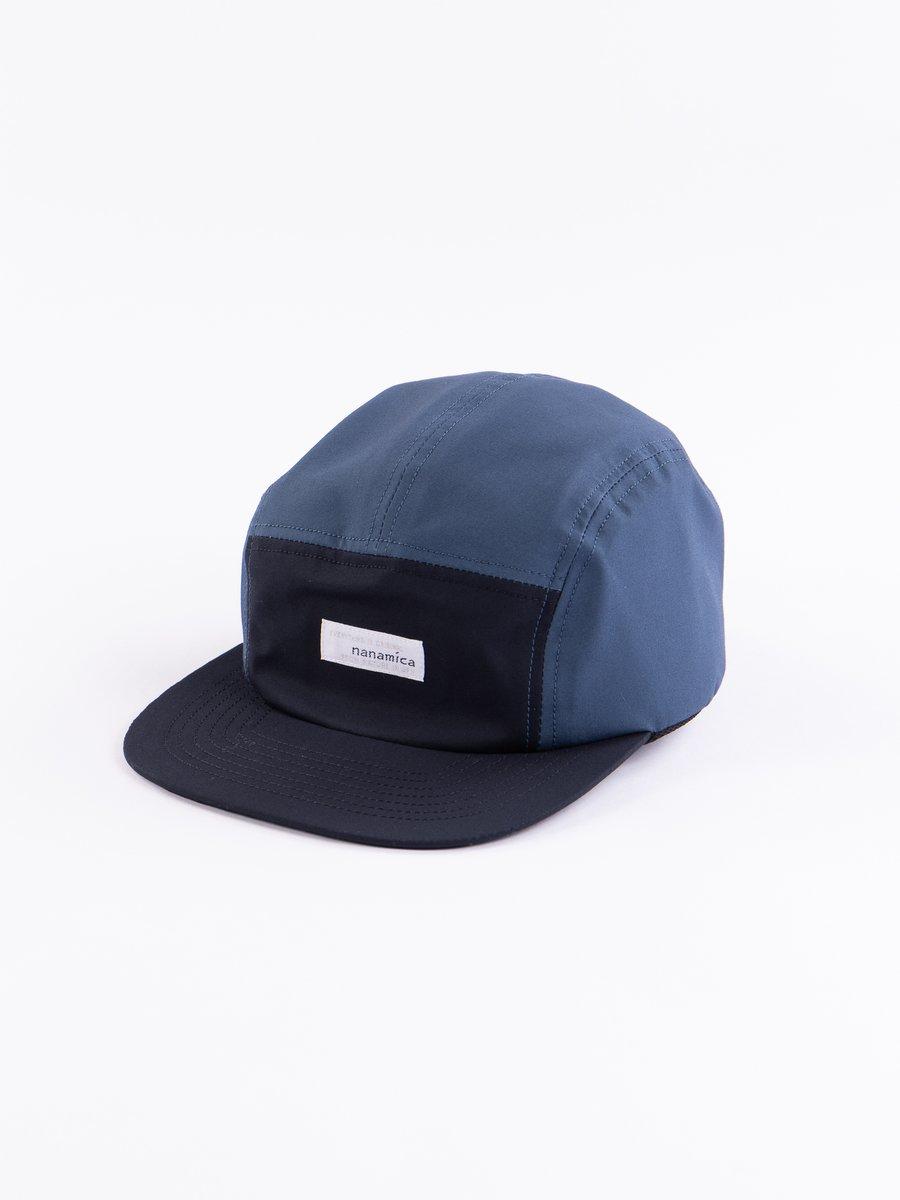 Blue GORE–TEX Cap
