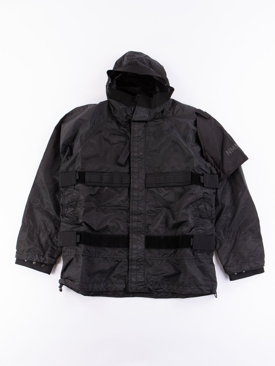 Black Marking Jacket