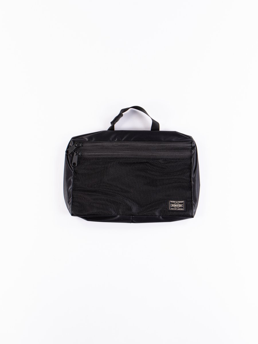 Black Snack Pack 09812 Pouch Large