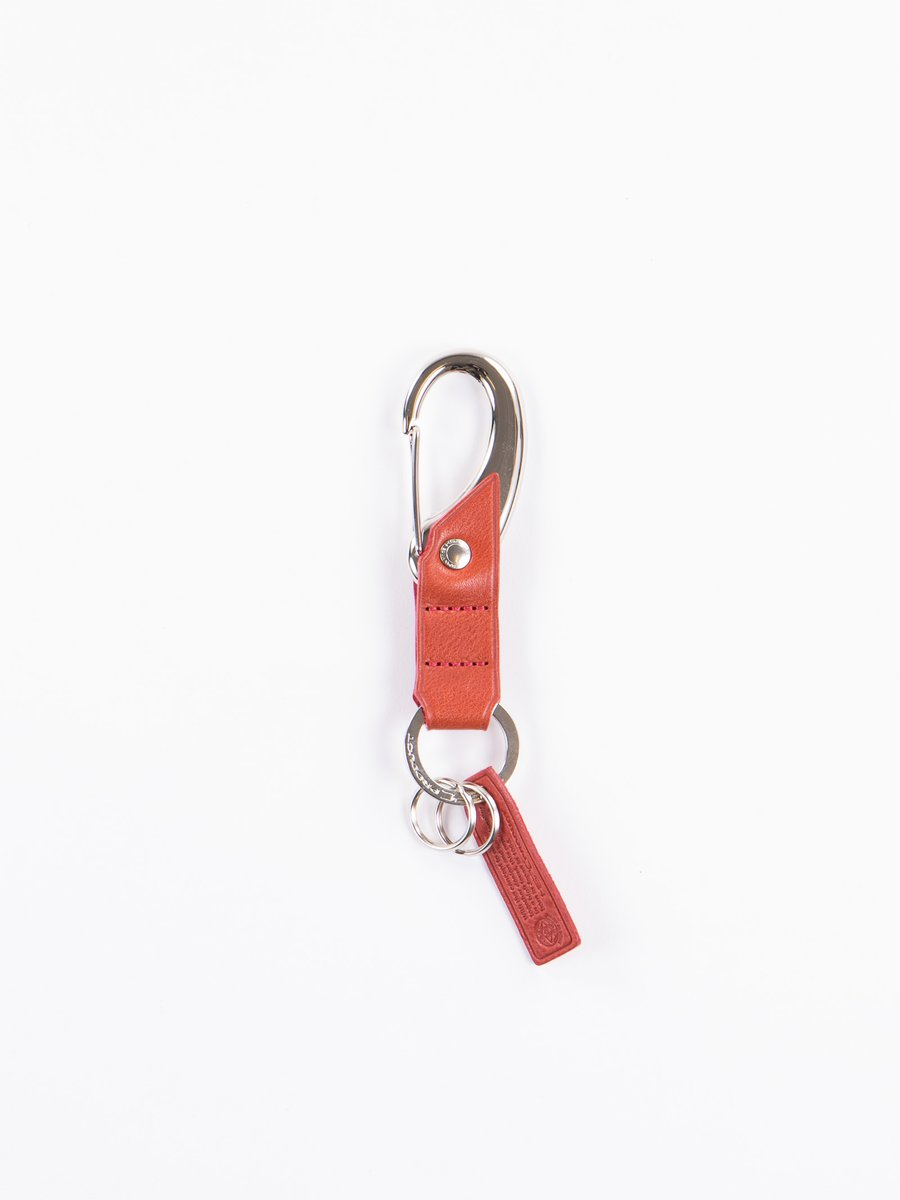Red Equipment Key Holder