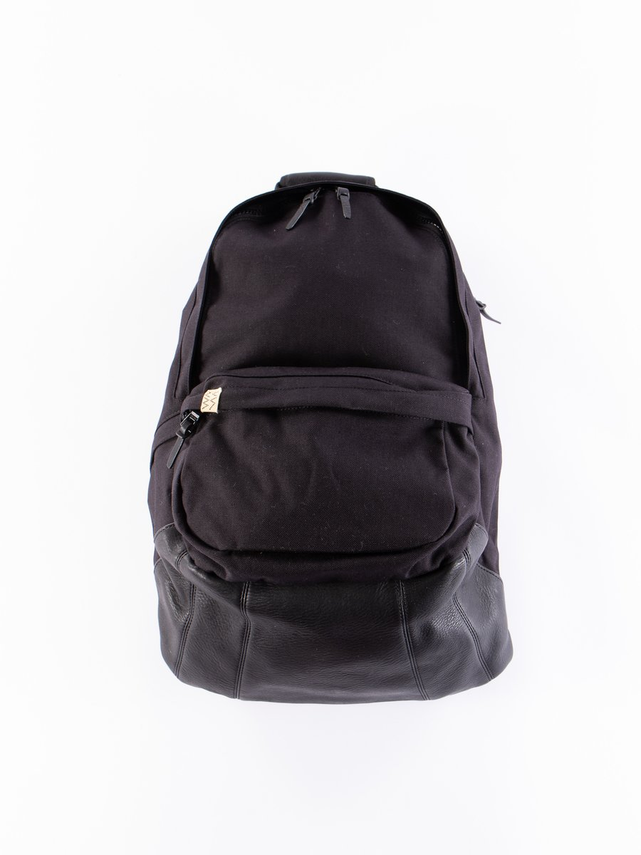 Black 22L Cordura Backpack