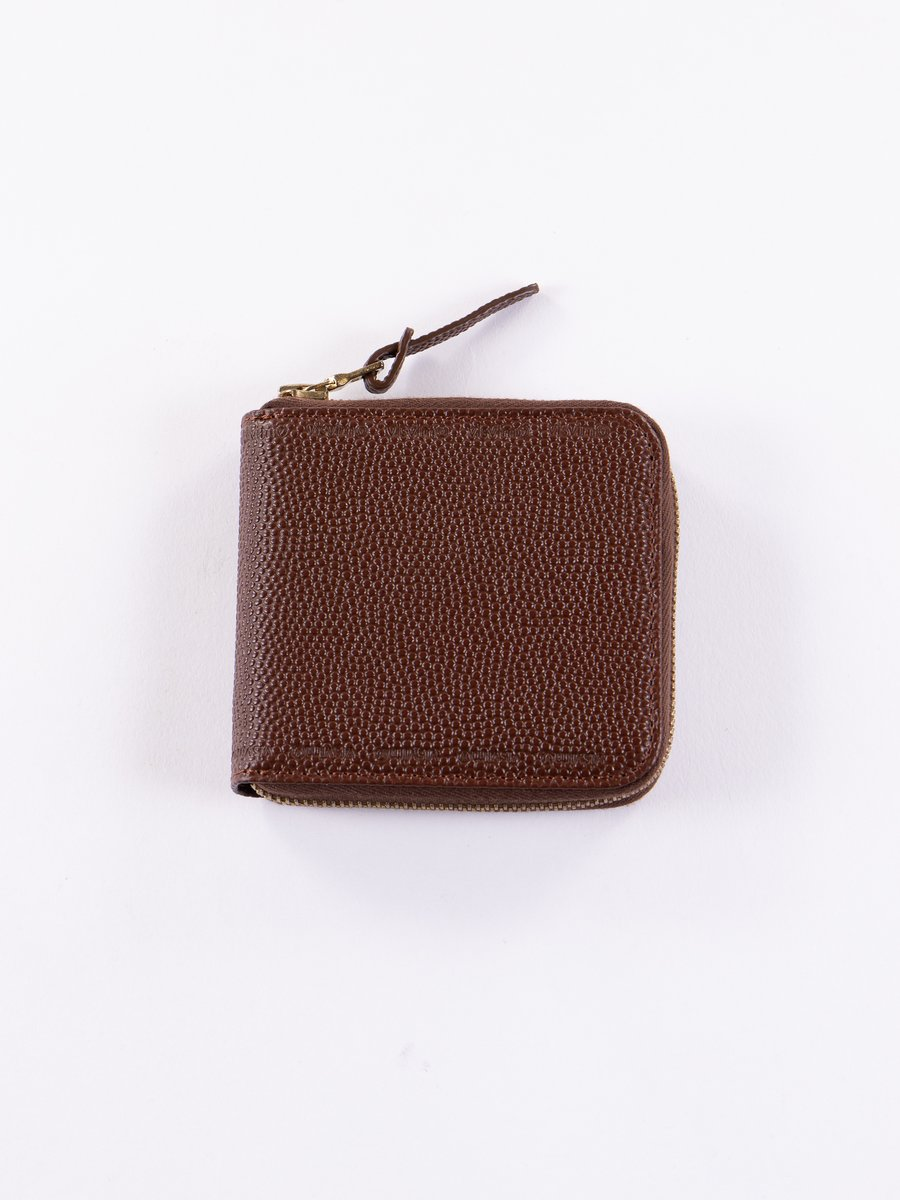 Brown Sixth Man Bi–Fold Wallet