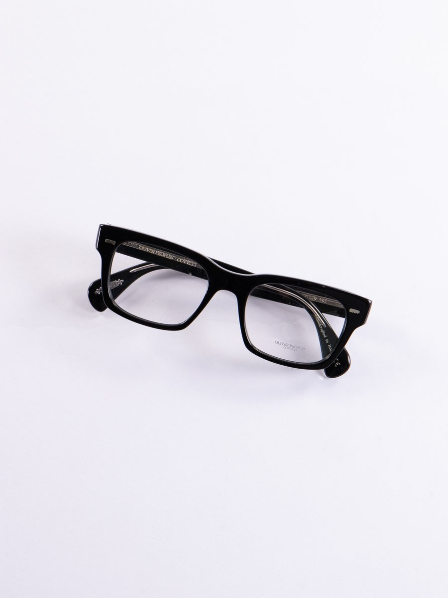 Black Ryce Optical Frame