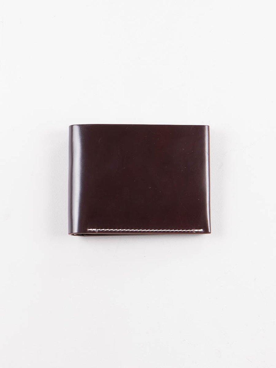 Color 8 Horween Cordovan 4–4 Wallet