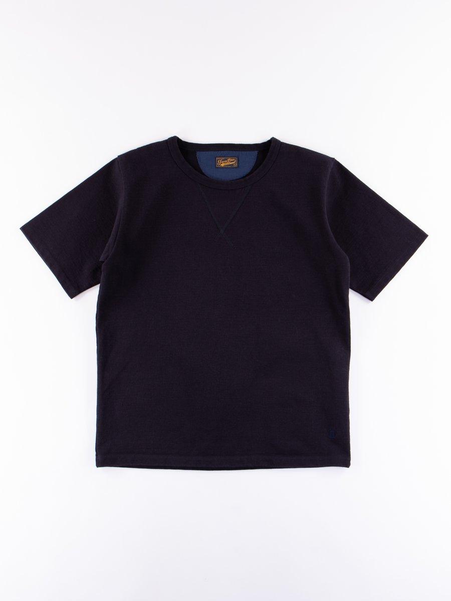 Navy 18GG Super–Hard Inlay T–Shirt