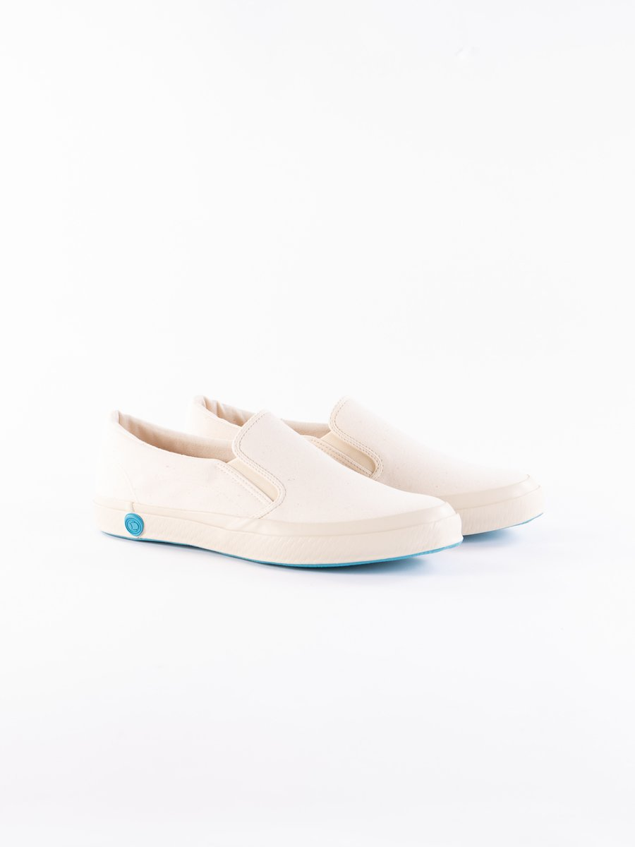 White 02JP Slip On