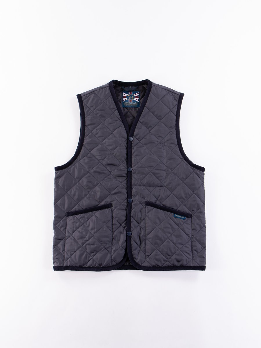 Lamp Black Dublin Gilet