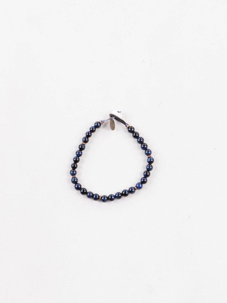 Blue Tiger's Eye 6mm Bracelet