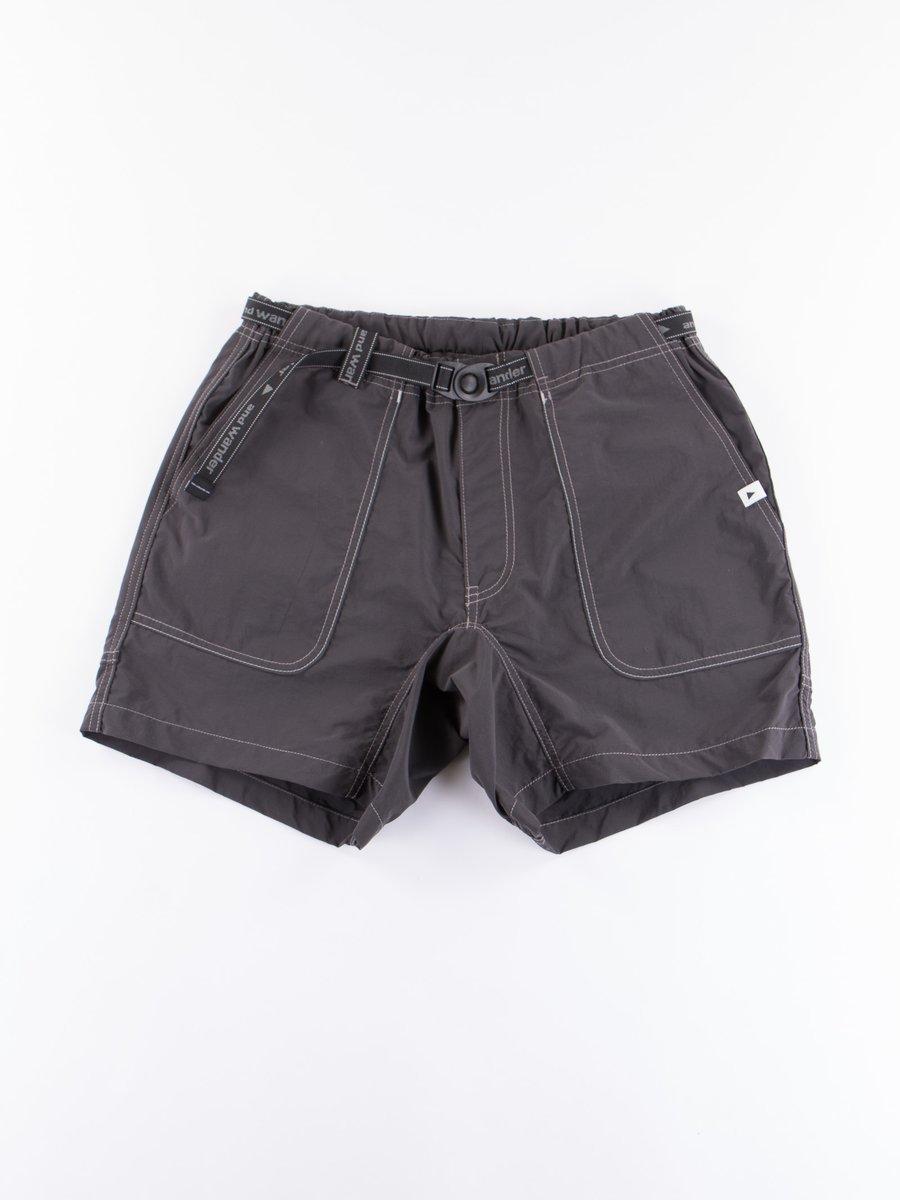 Charcoal Climbing Shorts