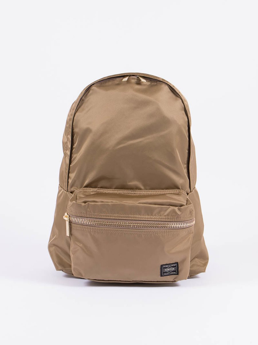 Beige OE Arrow Packable Day Pack