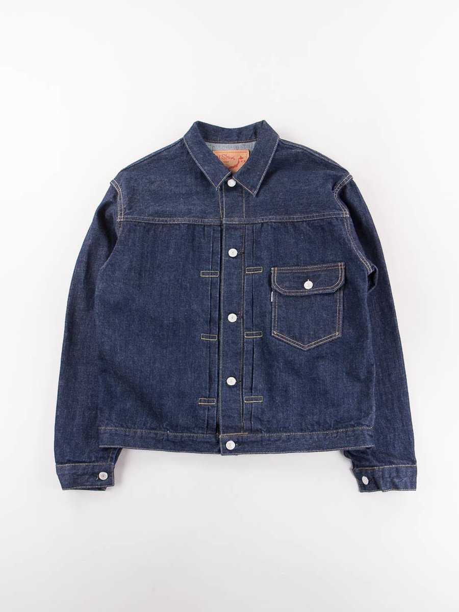 One Wash Type I Denim Jacket