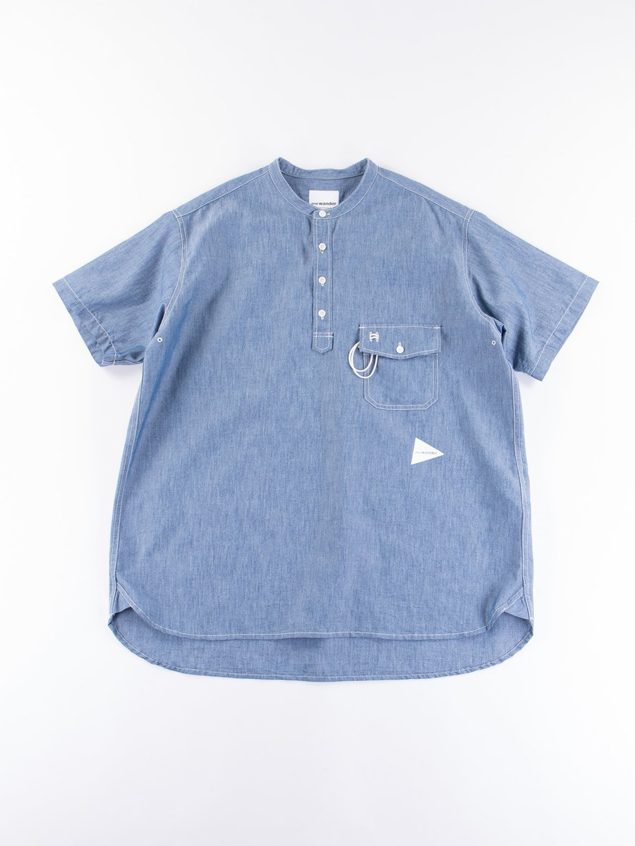Blue PL Dungaree Short Sleeve Over Shirt