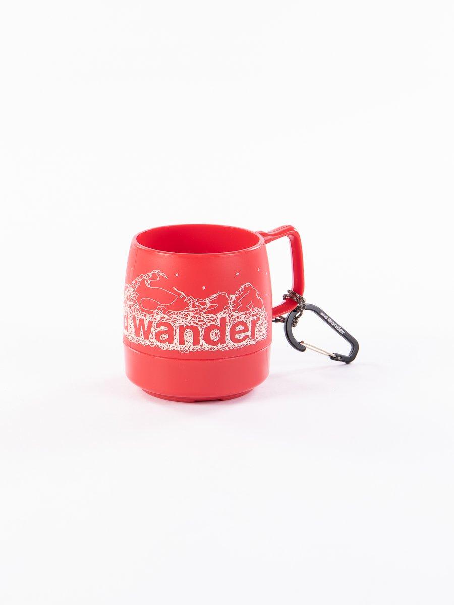 Red Dinex Mug