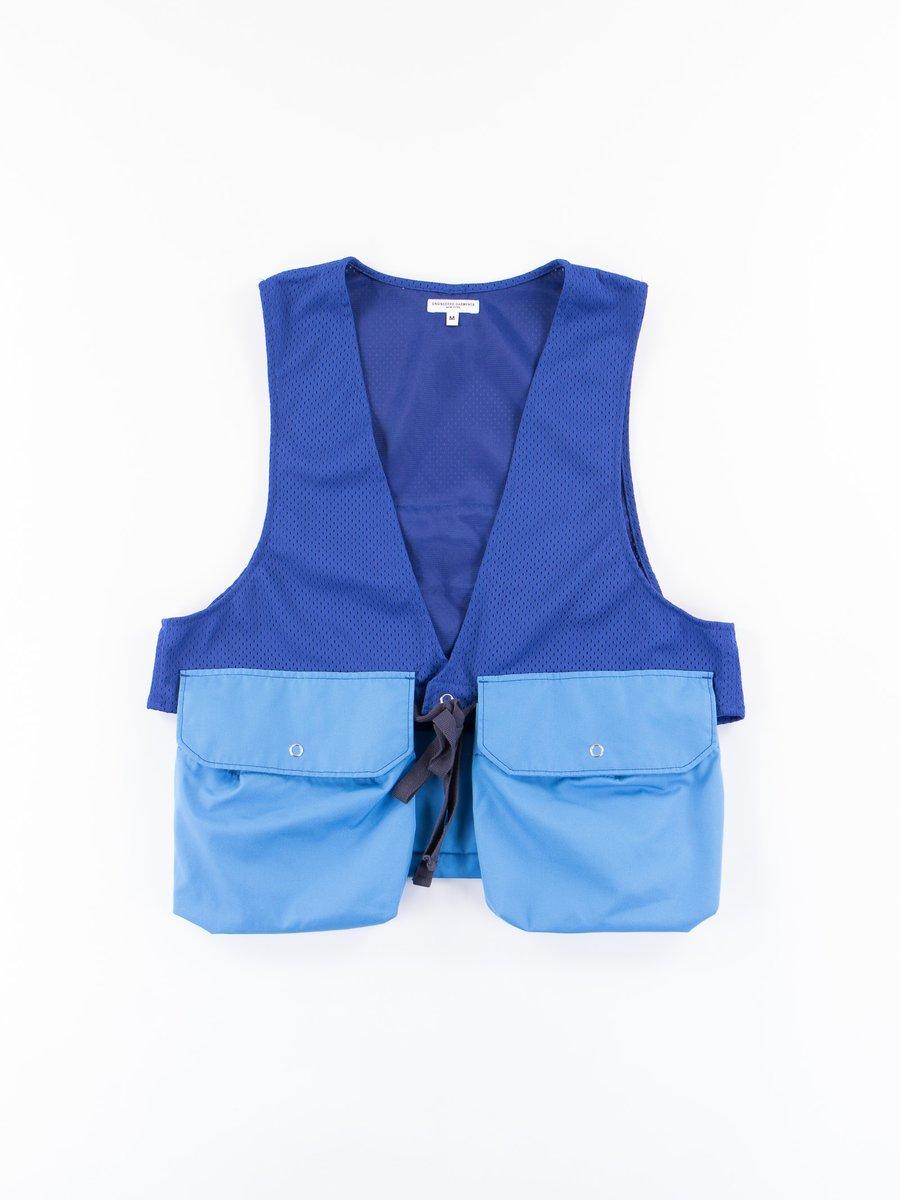 Royal Blue 8.5oz Pro Mesh Fowl Vest