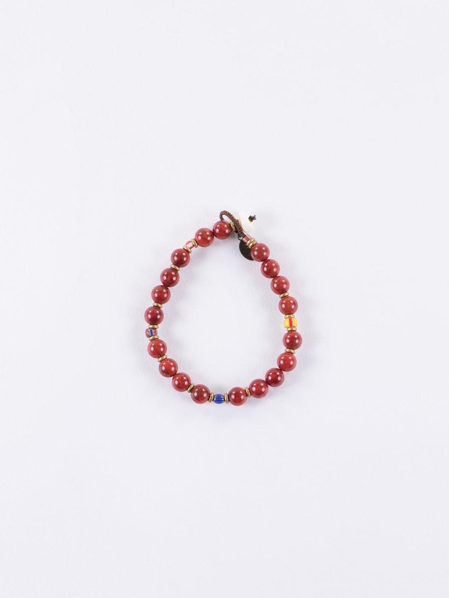 Coral 8mm Bracelet