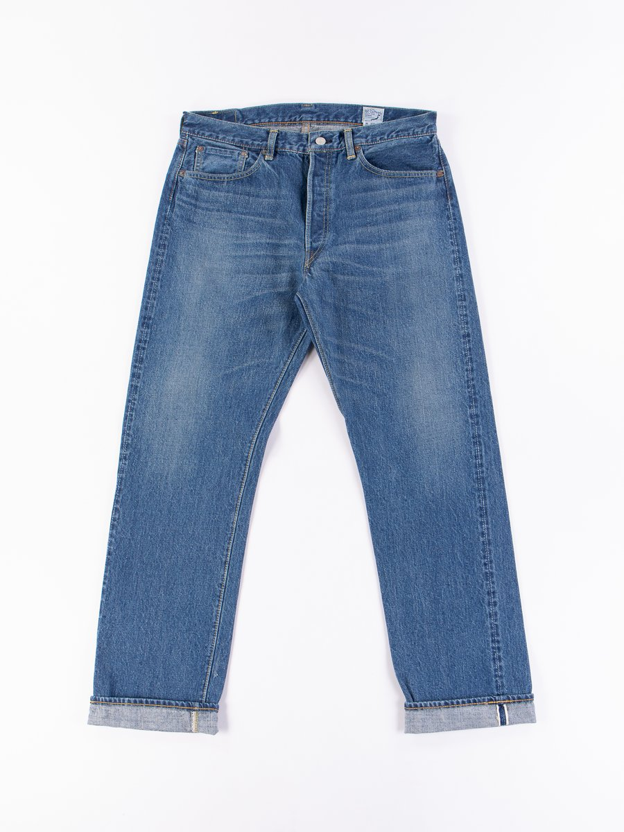 2 Year Wash 105 Standard 5 Pocket Jean
