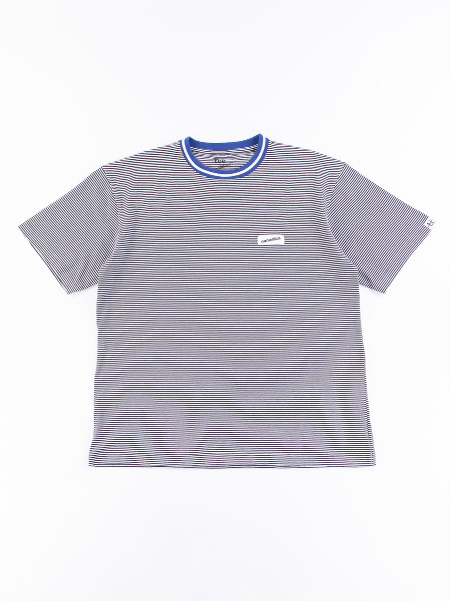 Navy/White Stripe Tee