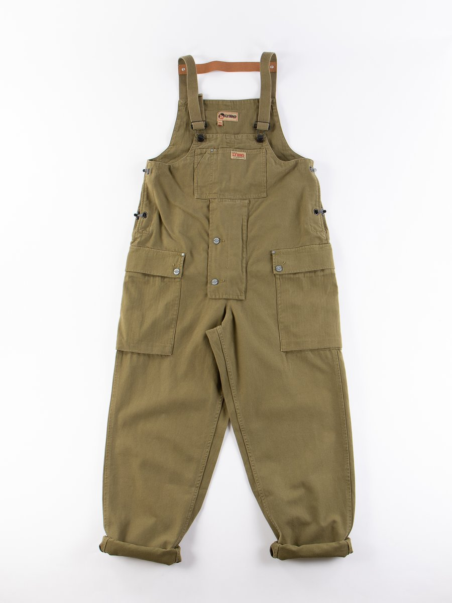 Lybro Army Green Naval Dungaree