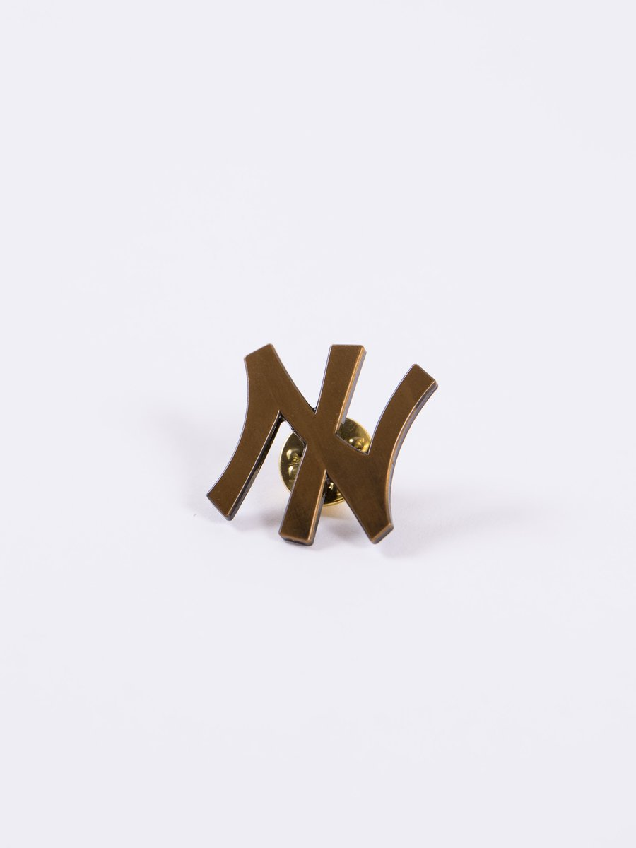 NIer Pin Badge