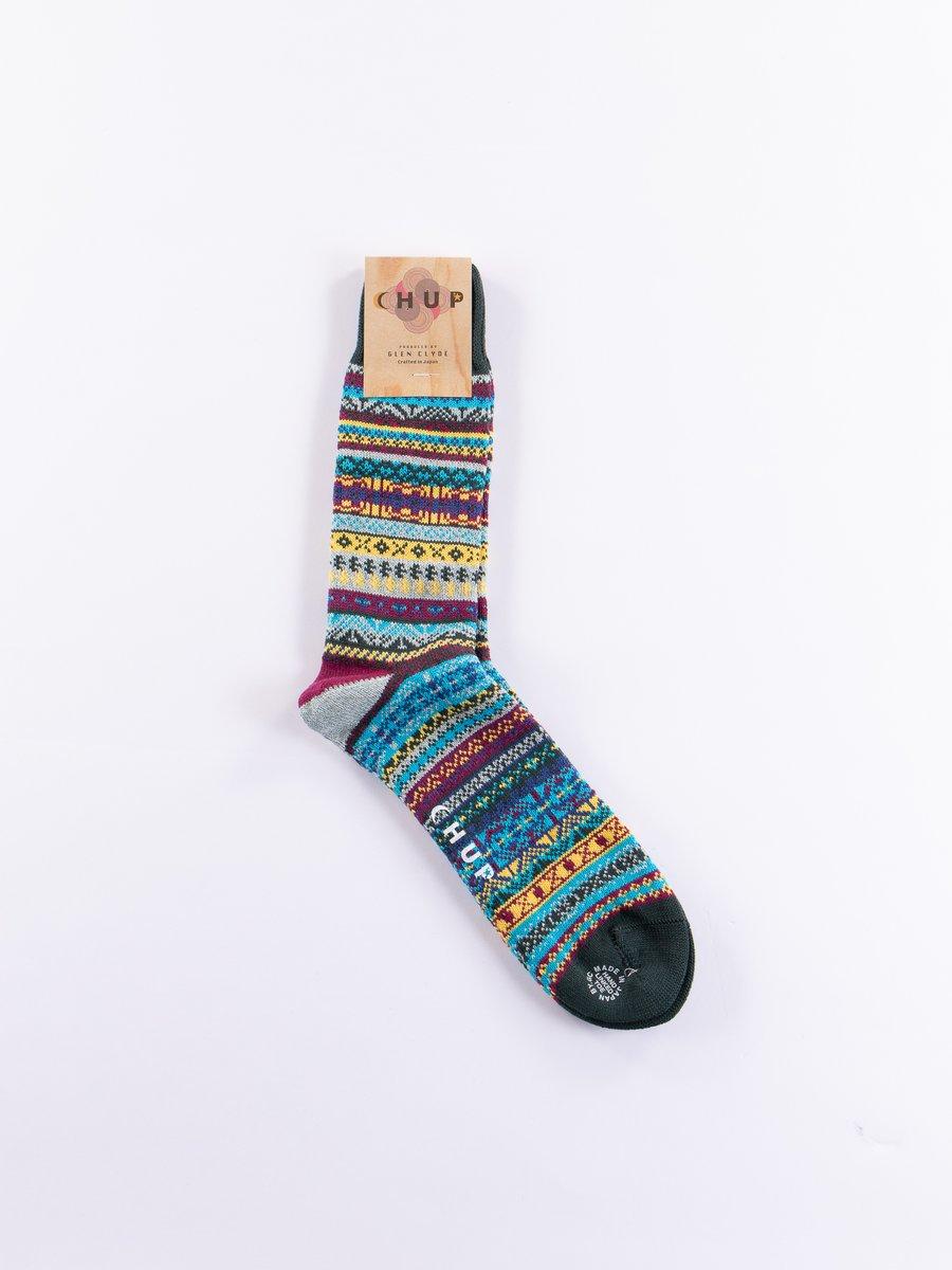 Pine Lammin Socks