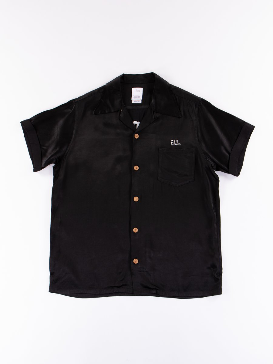 Black Peerless S/S Irving Shirt