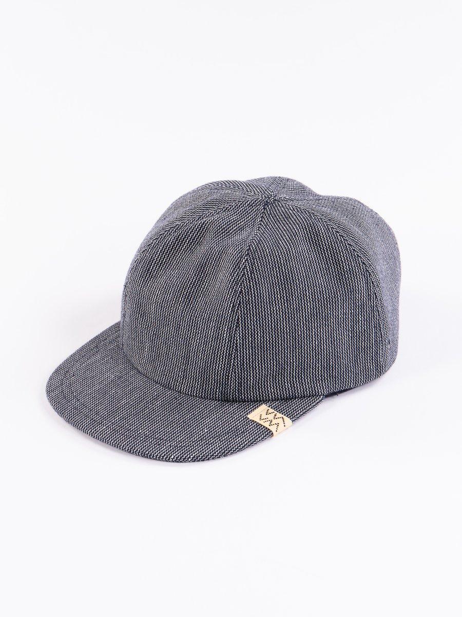 Navy Honus Cap