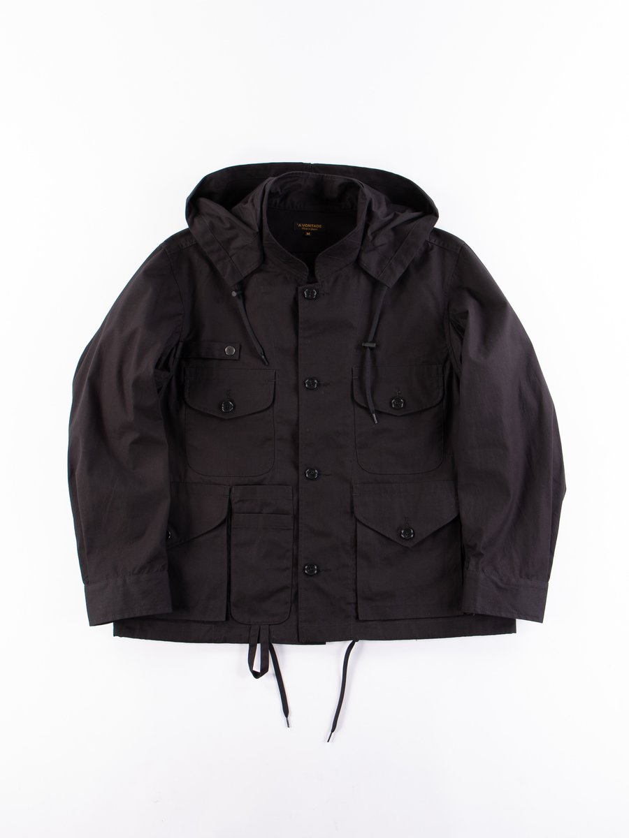 Deep Navy 10 Pockets Fishhunt Jacket