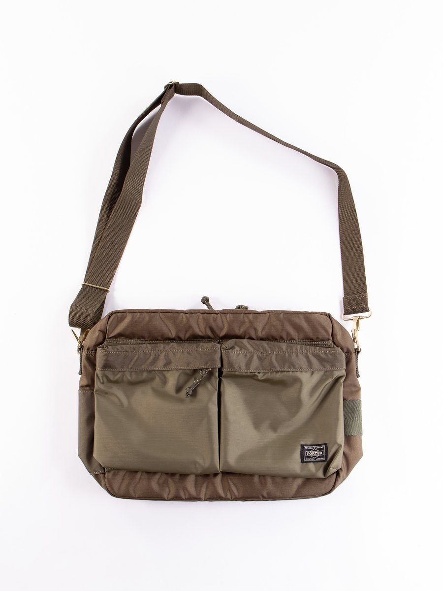 Olive Drab Medium Force Shoulder Bag