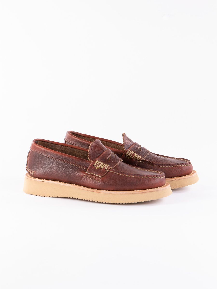 SG Tan Loafer Shoe Exclusive