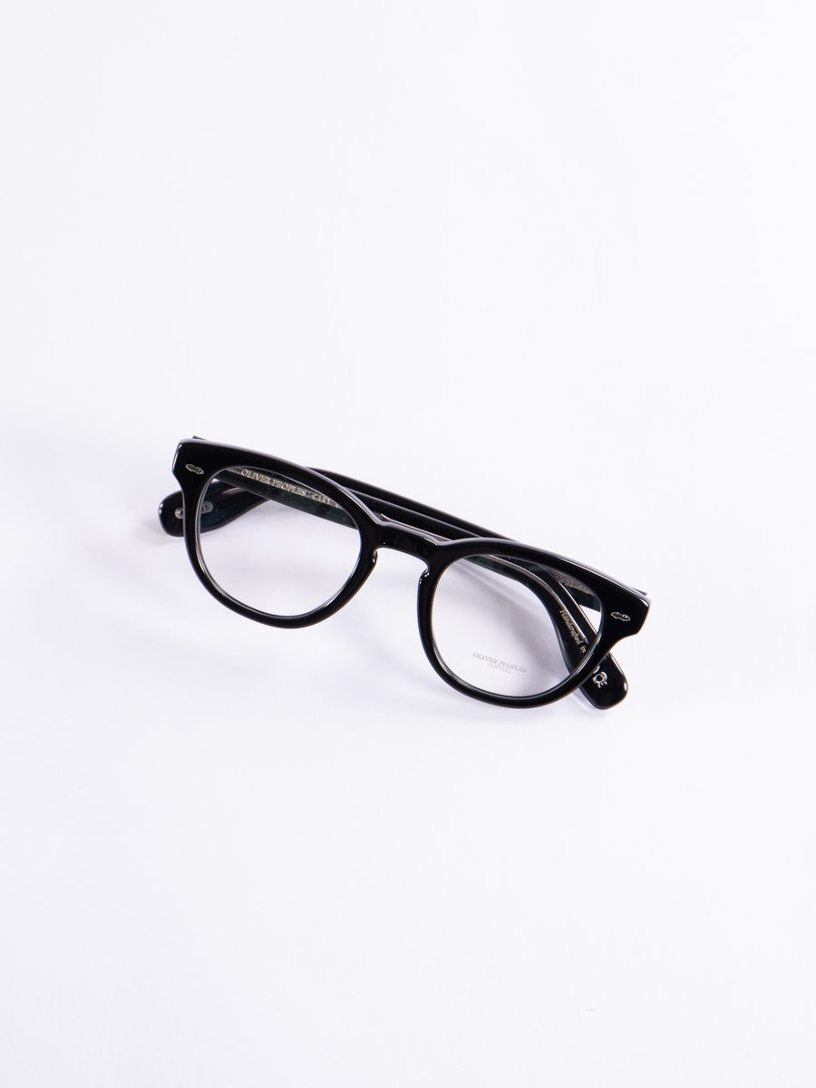 Black Cary Grant Optical Frame
