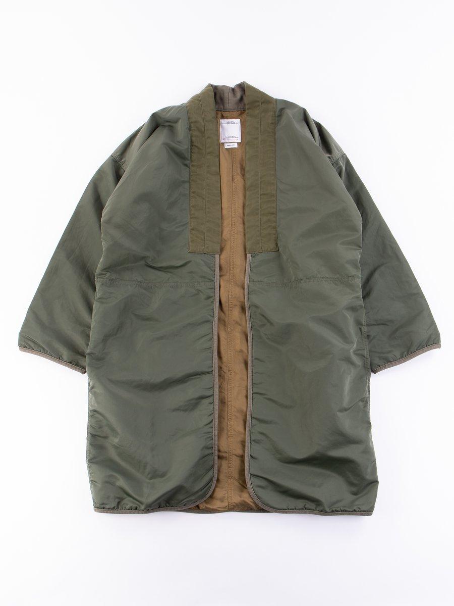 Olive Attus Mil Coat