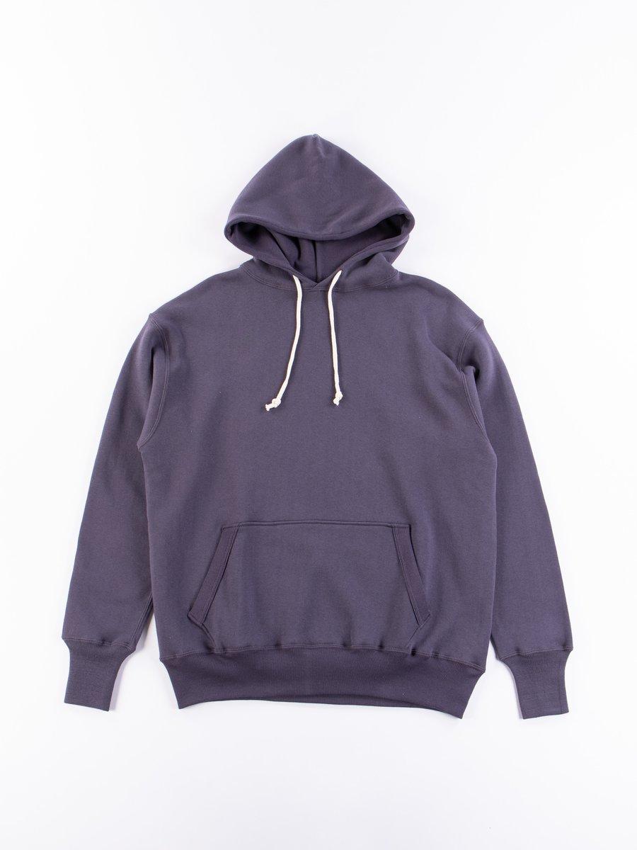 Navy 450 Hooded Sweatshirt