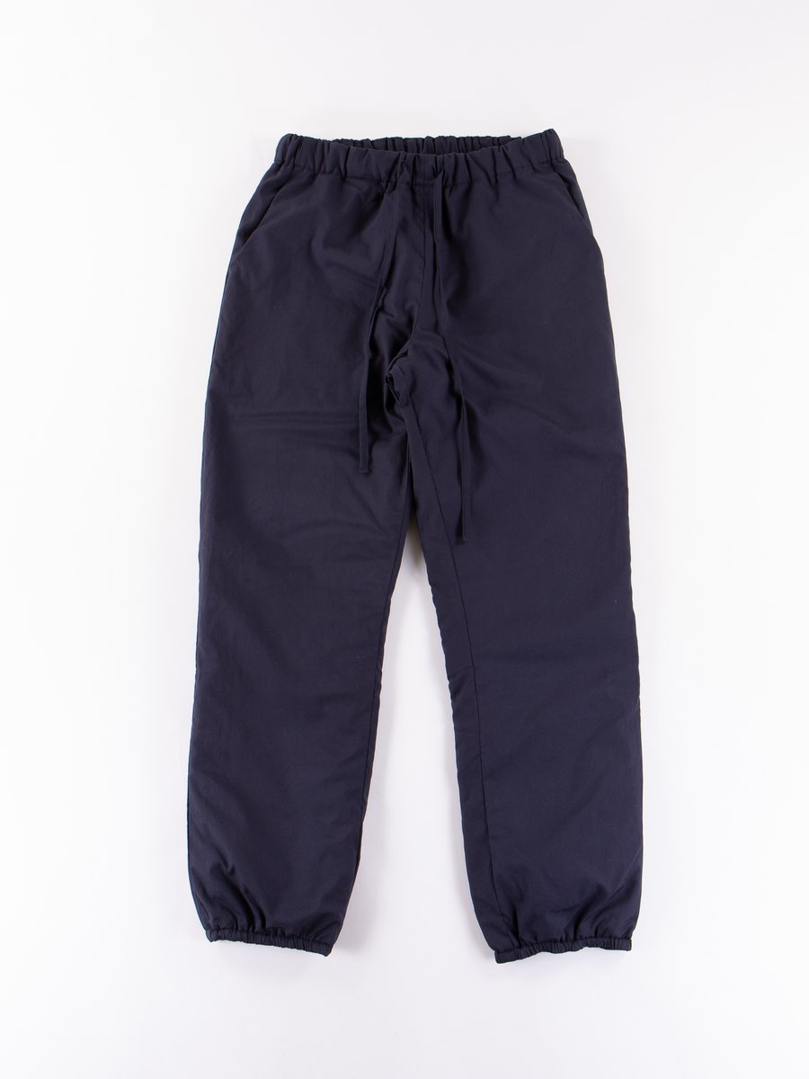 Navy Oxford Vancloth Insulated Pants