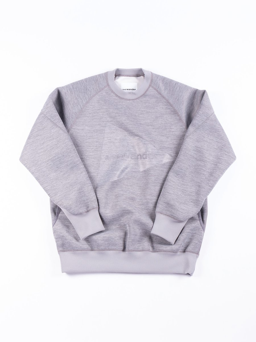 AIR JERSEY PULLOVER GRAY