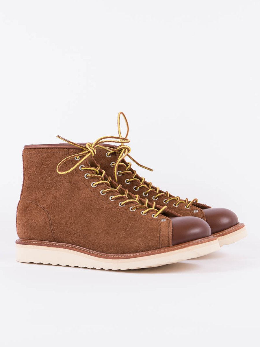 Brown Monkey Boot