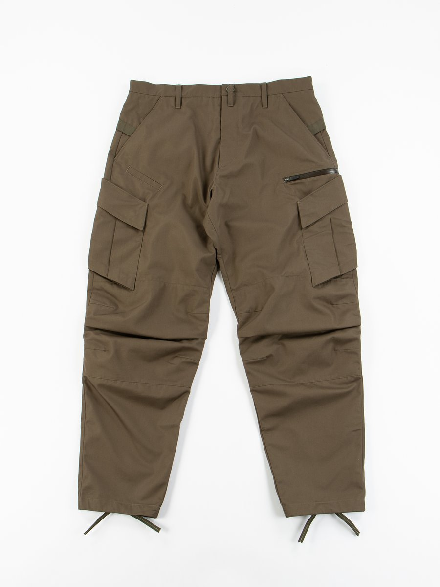 P34–S RAF Green HD Cotton Articulated BDU Trouser