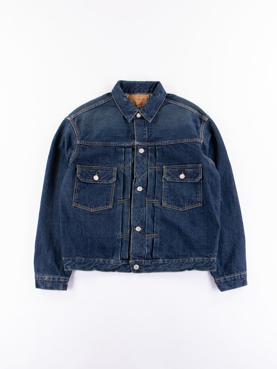 2 Year Wash Type II Denim Jacket