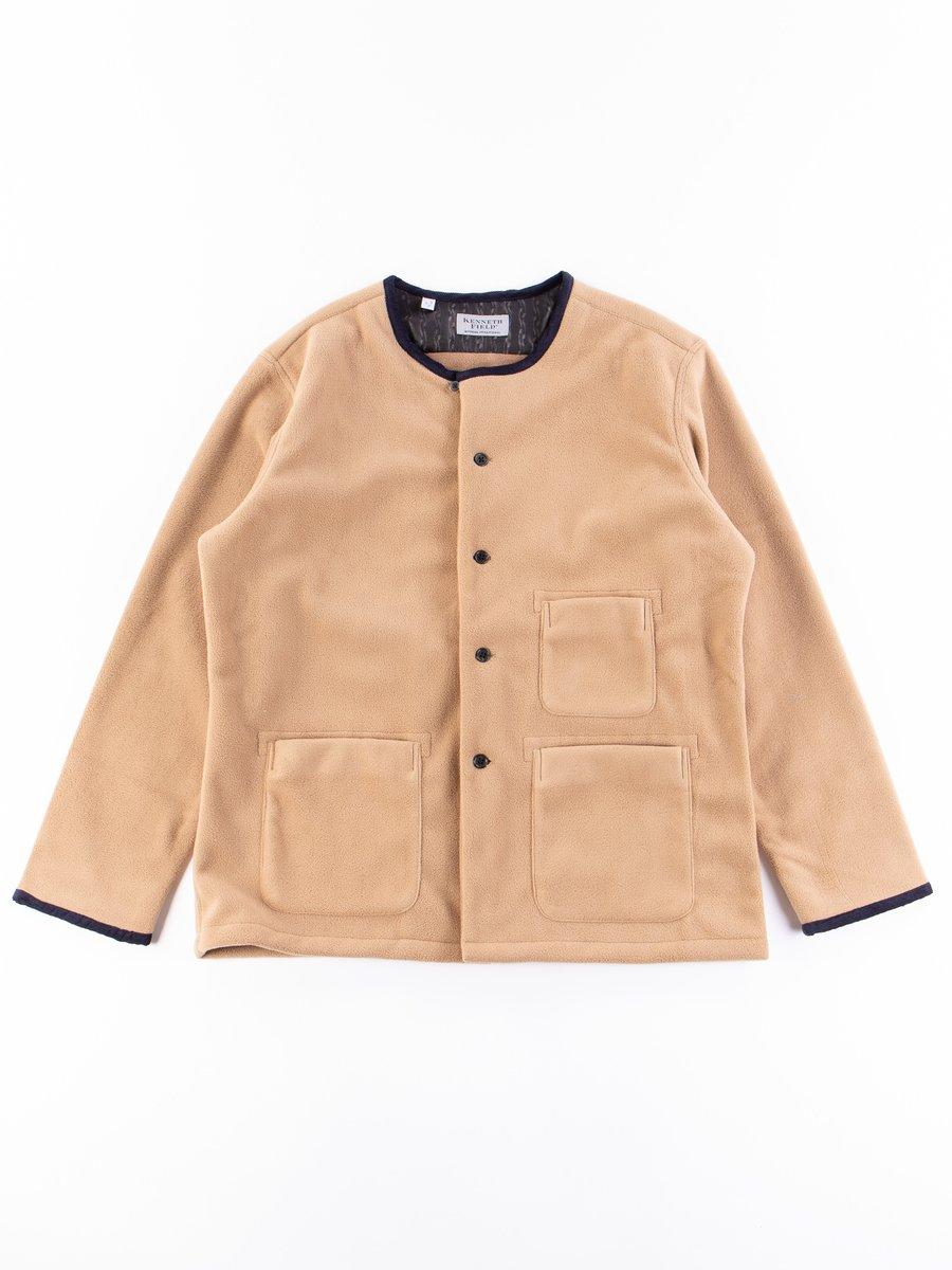 Beige Fleece EZ–JACIII Jacket
